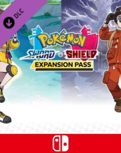 Pokémon Shield/Pokémon Sword Expansion Pass
