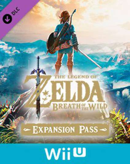 Zelda Breath of the Wild Expansion Pass