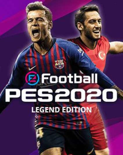eFootball PES 2020 Legend Edition