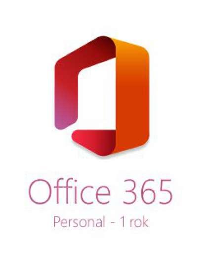 Microsoft Office 365 Personal 1lic, 1rok