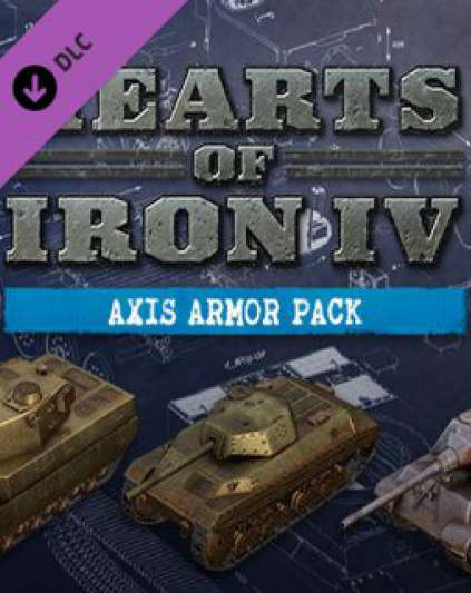 Hearts of Iron IV Axis Armor Pack