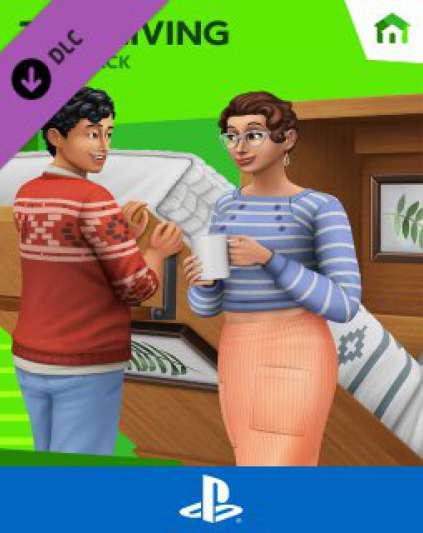 The Sims 4 Minibydlení | Tiny Living Stuff Pack