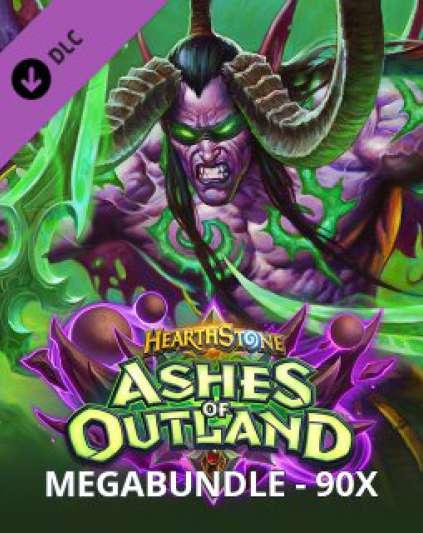 Hearthstone Ashes of Outland Mega Bundle