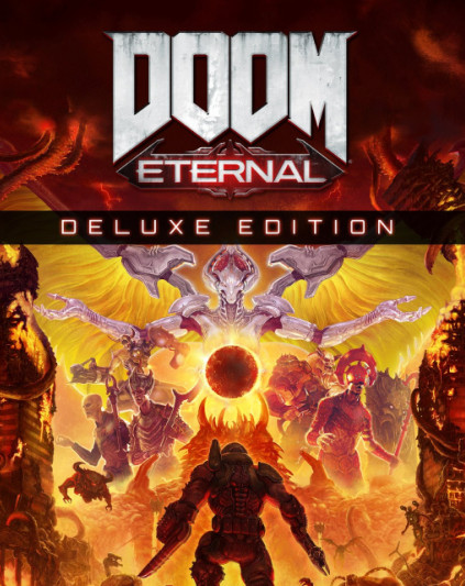 Doom Eternal Digital Deluxe Edition