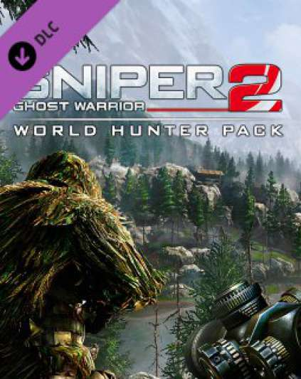 Sniper Ghost Warrior 2 World Hunter Pack