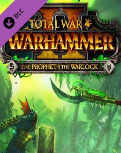 Total War WARHAMMER II The Prophet & The Warlock