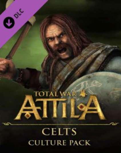 Total War ATTILA Celts Culture Pack