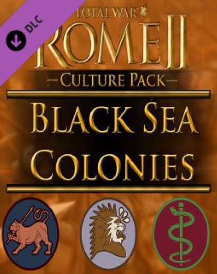 Total War ROME II Black Sea Colonies Culture Pack