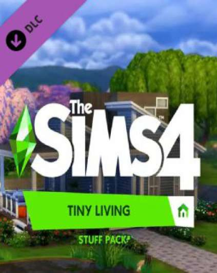The Sims 4 Minibydlení
