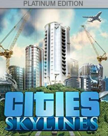 Cities Skylines Platinum Edition