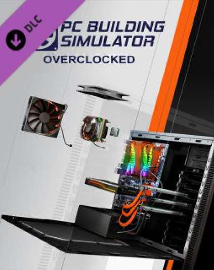 PC Building Simulator Overclocked Edition Content