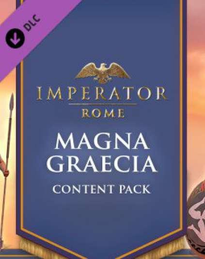 Imperator Rome Magna Graecia Content Pack