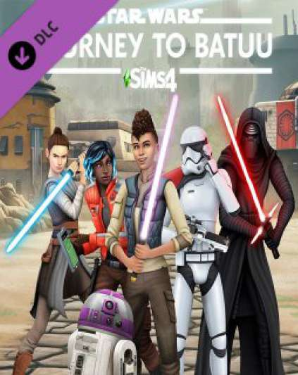 The Sims 4 Star Wars Výprava na Batuu