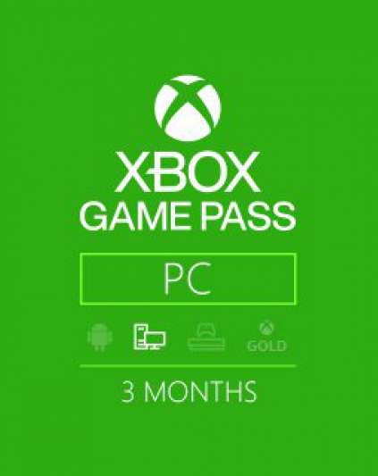 Game Pass 3 měsíce