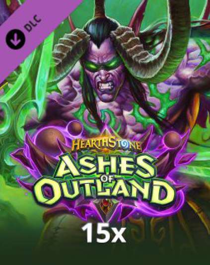 15x Hearthstone Ashes of Outland