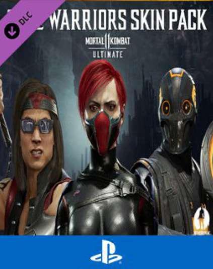 Mortal Kombat 11 Time Warriors Skin Pack