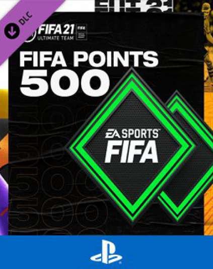 FIFA 21 500 FUT Points
