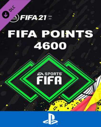 FIFA 21 4600 FUT Points