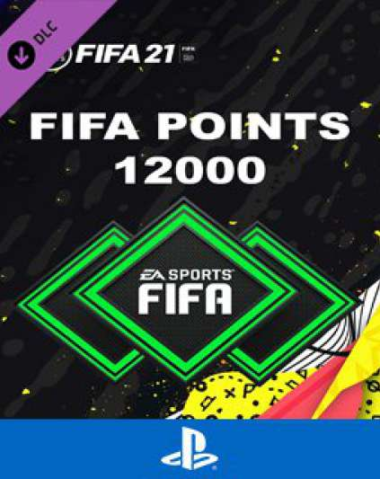 FIFA 21 12000 FUT Points