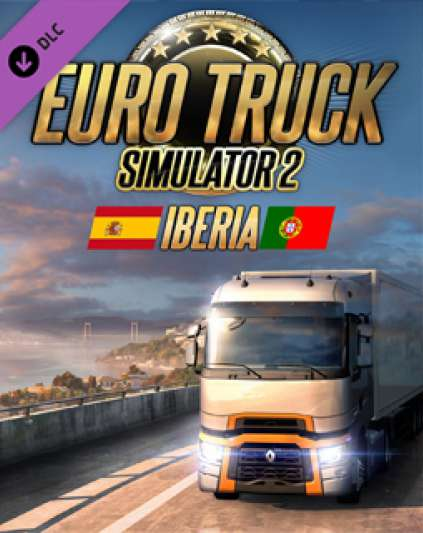 Euro Truck Simulátor 2 Iberia