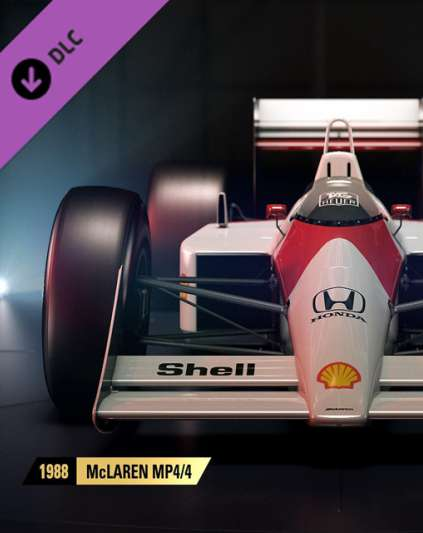 F1 2017 1988 McLAREN MP4/4 Classic Car