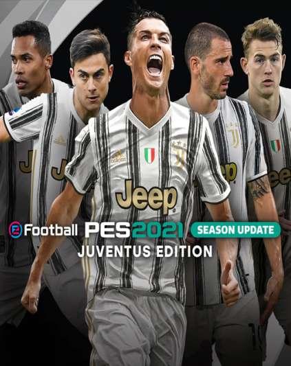 eFootball PES 2021 Juventus Edition