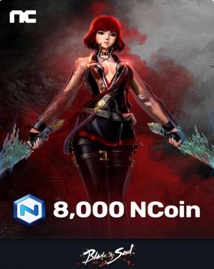 NCoin 8000