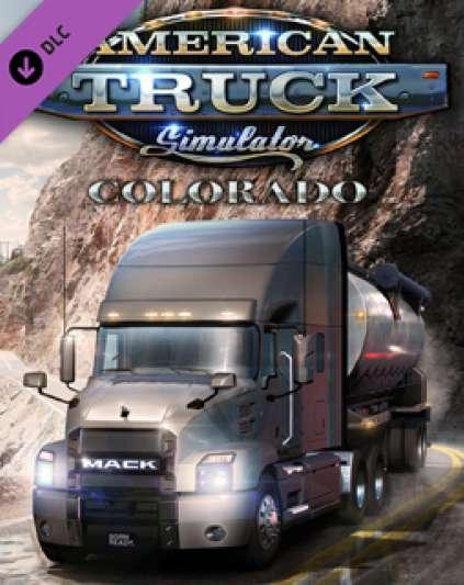 American Truck Simulátor Colorado