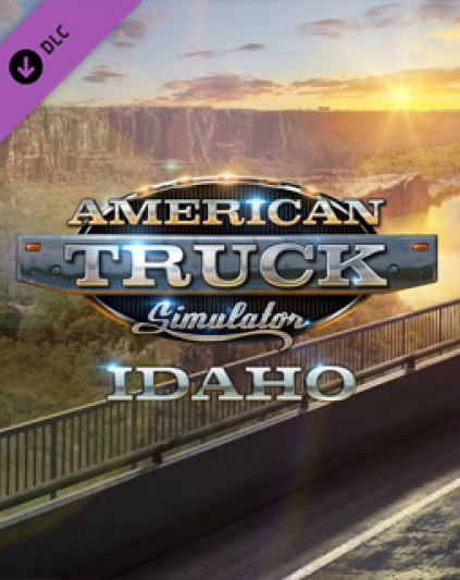 American Truck Simulátor Idaho