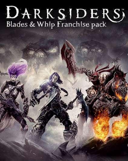 Darksiders Blade & Whip Franchise Pack