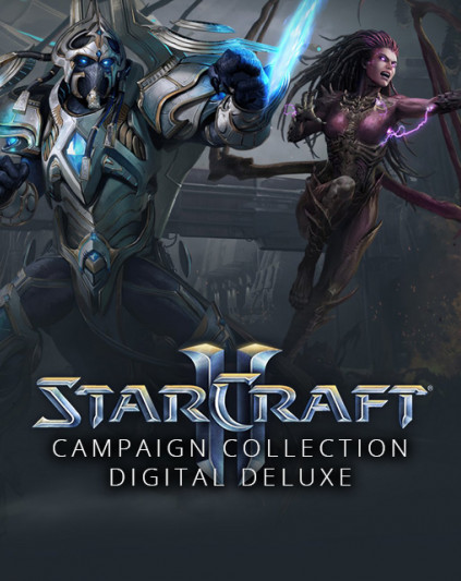 StarCraft II Campaign Collection Digital Deluxe