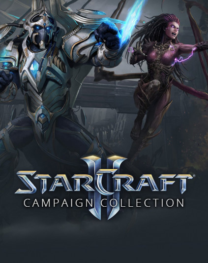 StarCraft II Campaign Collection