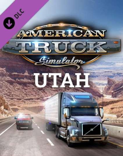 American Truck Simulátor Utah