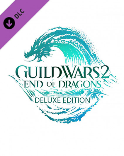 Guild Wars 2 End of Dragons Deluxe Edition