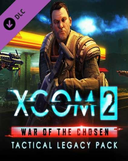 XCOM 2 War of the Chosen Tactical Legacy Pack