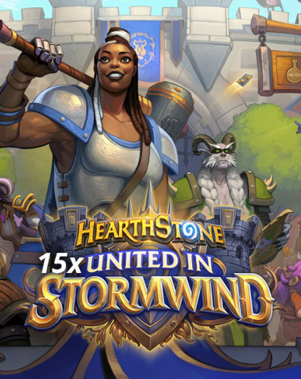 15x Hearthstone United in Stormwind