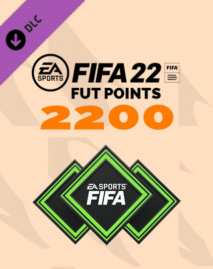 FIFA 22 2200 FUT Points