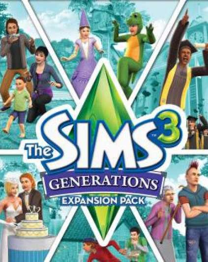 The Sims 3 Hrátky Osudu