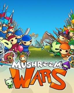 Mushroom Wars krabice