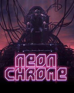 Neon Chrome krabice
