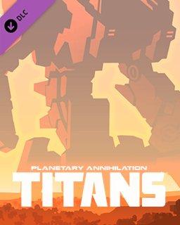 Planetary Annihilation TITANS krabice