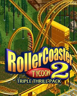 RollerCoaster Tycoon 2 Triple Thrill Pack
