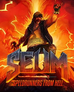 SEUM Speedrunners from Hell krabice