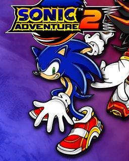 Sonic Adventure 2 krabice