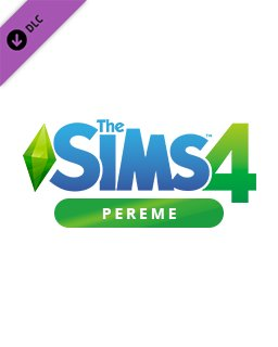 The Sims 4 Pereme krabice