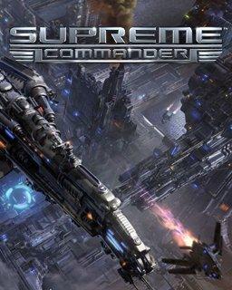 Supreme Commander krabice