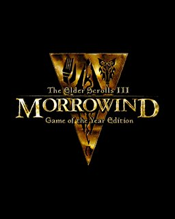 The Elder Scrolls III Morrowind Game of the Year Edition krabice