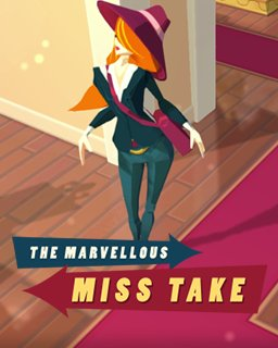 The Marvellous Miss Take krabice