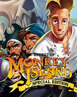 The Secret of Monkey Island Special Edition krabice