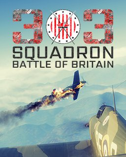303 Squadron Battle of Britain krabice